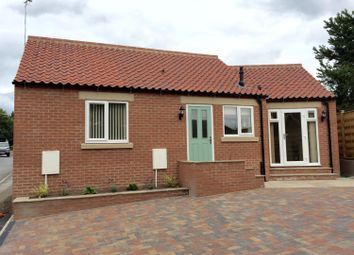 Thumbnail 2 bedroom bungalow to rent in Raskelf Road, Easingwold, York