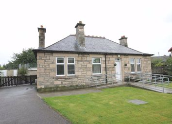 Thumbnail 4 bed detached bungalow for sale in Seafield Crescent, Elgin