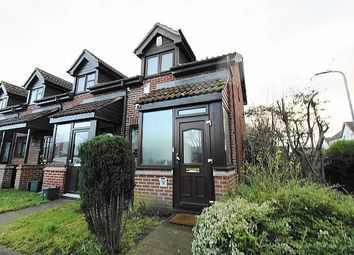 Thumbnail 1 bed end terrace house for sale in Rodmell Close, Yeading