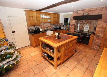 Thumbnail 5 bed farmhouse to rent in Portway Lane, Wigginton, Tamworth