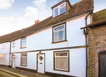 Thumbnail 2 bedroom terraced house for sale in Guildcount Lane, Sandwich