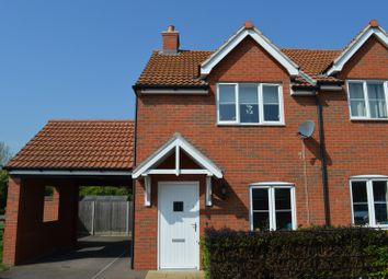 Thumbnail 2 bedroom property for sale in Cardinal Close, Billingborough, Sleaford