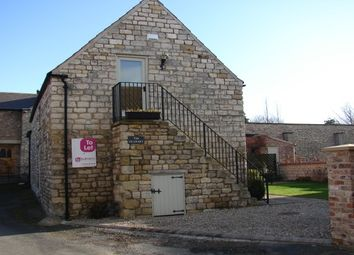 Thumbnail 2 bed barn conversion to rent in Broughton, Malton