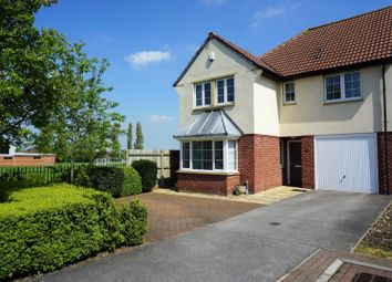 Thumbnail 4 bed detached house for sale in Longdales Place, Lincoln