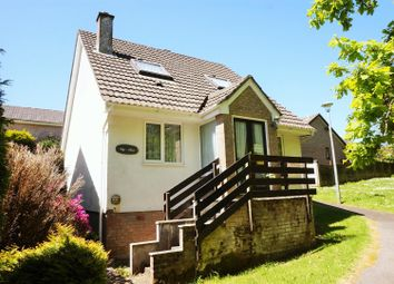 Thumbnail 3 bed detached bungalow for sale in Pendray Gardens, Dobwalls, Liskeard