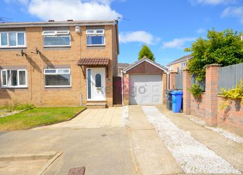 3 bed semi-detached house for sale in Milburn Court, Sothall, Sheffield S20