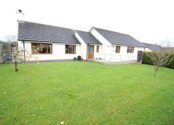 Thumbnail 4 bed detached bungalow for sale in Bentlass, Hundleton, Pembroke, Pembrokeshire.