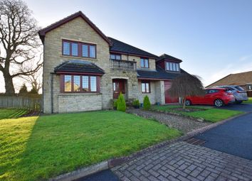 Thumbnail 5 bed detached house for sale in Leslies Drive, Otterburn, Northumberland