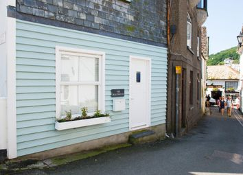Thumbnail 1 bed cottage for sale in Castle Street, East Looe, Cornwall