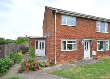 Thumbnail 2 bed maisonette for sale in Chequers Close, Fenstanton, Huntingdon