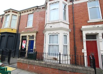 Thumbnail 1 bed flat to rent in Hampstead Road, Benwell, Newcastle Upon Tyne