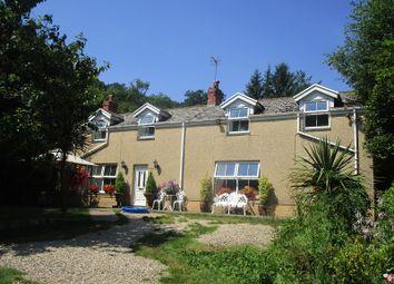 Thumbnail 3 bedroom detached house for sale in Heol Giedd, Cwmgiedd, Ystradgynlais, Swansea.