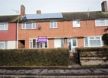 Thumbnail 3 bed terraced house for sale in Marchwood Road, Havant