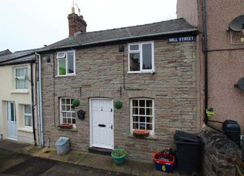 Thumbnail 2 bed terraced house for sale in Mill Street, Brecon