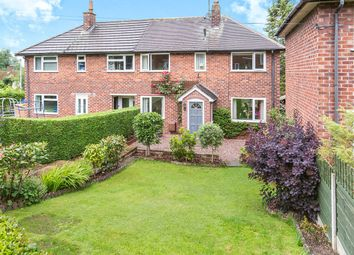Thumbnail 3 bed semi-detached house for sale in Redfern Avenue, Congleton