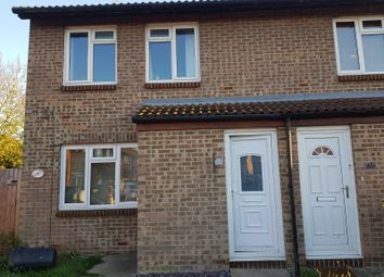 Thumbnail 1 bed maisonette to rent in Camellia Close, Romford