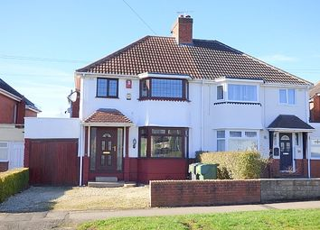 Thumbnail 3 bed semi-detached house to rent in Callowbrook Lane, Rubery, Rednal, Birmingham
