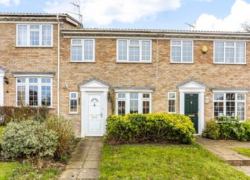 Thumbnail 3 bed terraced house to rent in Hillcrest, Weybridge