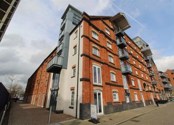 Thumbnail 1 bed flat for sale in The Shamrock, Regatta Quay, Ipswich