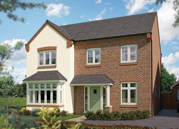 "Thumbnail 4 bed detached house for sale in ""The Maple "" at Haygate Road, Wellington, Telford"