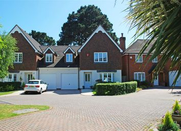 Thumbnail 4 bed link-detached house for sale in Long Close, Lymington