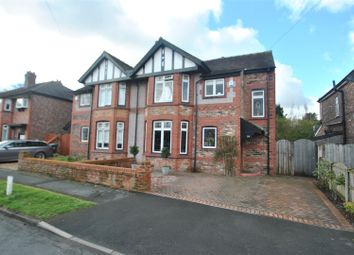 Thumbnail 4 bed semi-detached house for sale in Stanley Avenue, Stockton Heath, Warrington