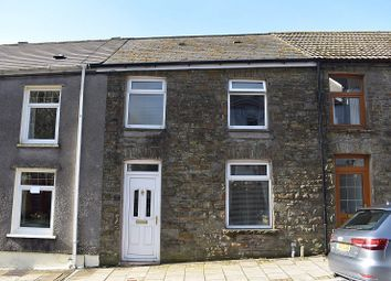 Thumbnail 2 bed terraced house for sale in Bryn Cottages, Pontyrhyl, Bridgend.