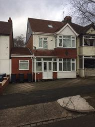 Thumbnail 4 bed semi-detached house for sale in Burnaston Road, Birmingham
