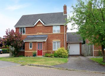 Thumbnail 3 bed detached house for sale in Ottawa Drive, Liphook, Hampshire