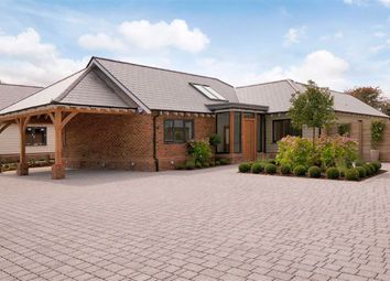 The Beech Lees Road Brabourne Lees, Ashford, Kent TN25. 3 bed detached bungalow for sale