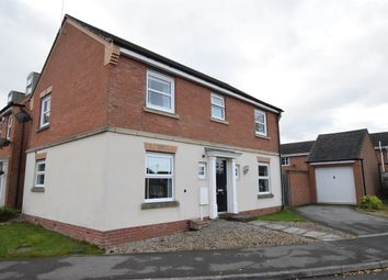 Thumbnail 4 bed detached house for sale in James Street, Leabrooks, Alfreton, Derbyshire