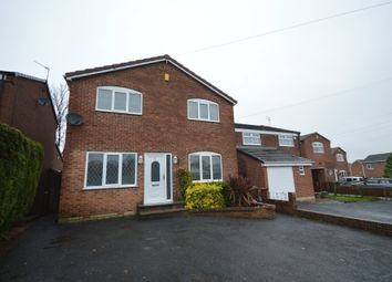 Thumbnail 6 bed detached house for sale in Barnstone Vale, Pinders Heath, Wakefield