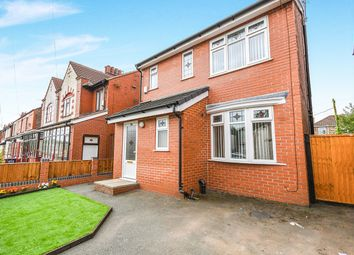 Thumbnail 3 bed detached house for sale in Warrington Road, Whiston, Prescot