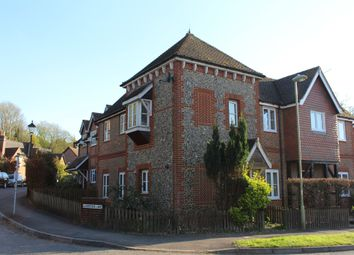 Thumbnail 2 bed terraced house for sale in Marsden Court, Laverstoke, Whitchurch