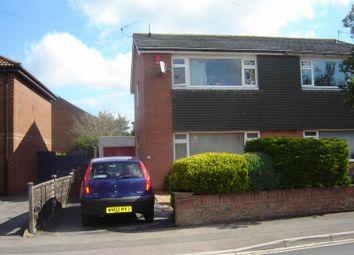 Thumbnail 3 bedroom semi-detached house for sale in Alton Road, Wallisdown, Bournemouth