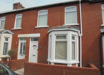 Thumbnail 3 bed terraced house to rent in Phyllis Avenue, Bridgend