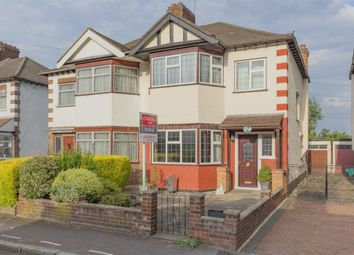 Thumbnail 3 bed semi-detached house for sale in Deynecourt Gardens, Wanstead, London
