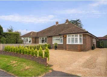 Thumbnail 2 bed semi-detached bungalow for sale in Poundfield Gardens, Woking