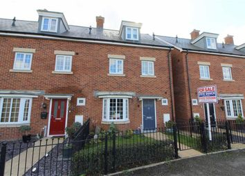 Thumbnail 4 bed terraced house for sale in Chestnut Road, Brockworth, Gloucester