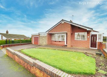 Thumbnail 3 bed detached bungalow for sale in Woodside Drive, Meir Heath, Stoke-On-Trent