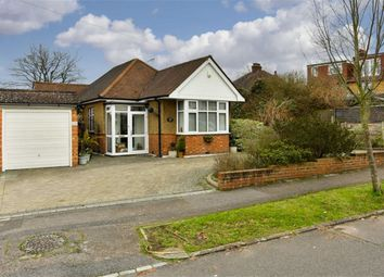 Thumbnail 2 bed semi-detached bungalow for sale in Courtlands Drive, Ewell, Surrey