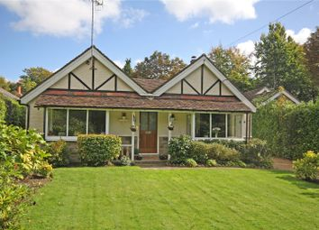 Thumbnail 4 bed detached bungalow for sale in Felcourt Road, Felcourt, East Grinstead