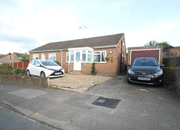 Thumbnail 2 bed semi-detached bungalow for sale in Iden Road, Frindsbury, Kent