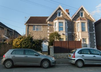 Thumbnail 2 bed maisonette for sale in 115 Moorland Road, Weston-Super-Mare, North Somerset