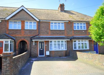 Thumbnail 3 bed terraced house for sale in Northbourne Road, Eastbourne