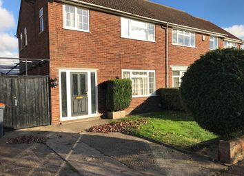 Thumbnail 3 bed semi-detached house to rent in Wingfield Road, Bromham