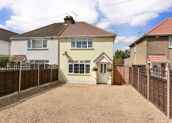Thumbnail 3 bed semi-detached house for sale in Lent Rise Road, Taplow