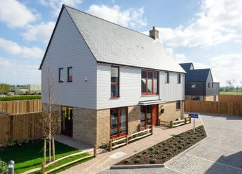 Thumbnail 4 bed detached house for sale in Manor Road, St Nicholas-At-Wade