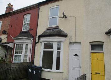 Thumbnail 2 bed terraced house to rent in Popular Avenue, Lozells