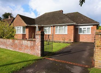 Thumbnail 3 bed detached bungalow for sale in Lisle Close, Shaw, Newbury